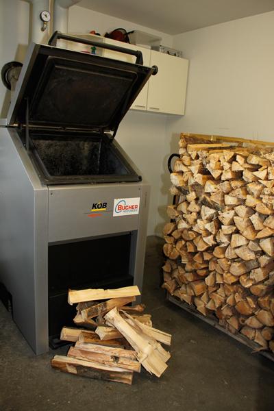 Top Bucher Heizungen AG Kombination Holz und Öl - Bucher Heizungen AG &AS_59